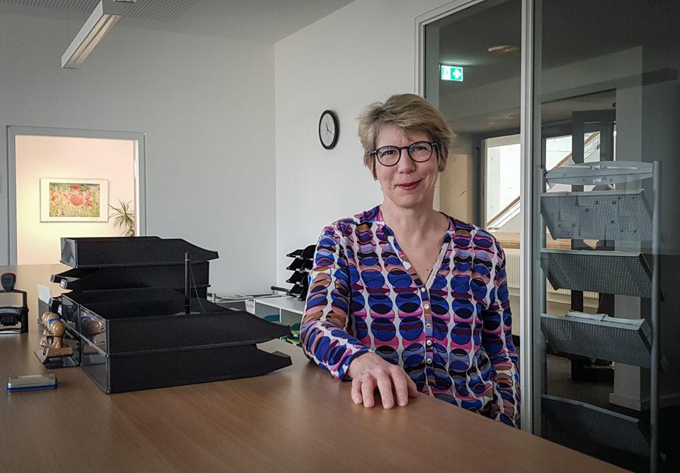 Frau Fredersdorf-Crome